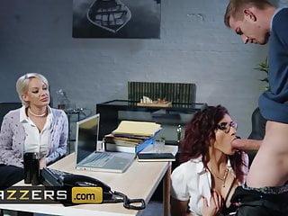Big Tits At Work Brazzers große Titten bei der Arbeit - Amina Danger Danny D - wilde Frauen bei der Arbeit
