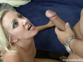 Anal Casting von Studio Hard X Anal Sex Showcase Angel Long Model besucht Casting-Agent für Analsex-Tryout