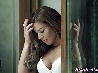 Anal Beauty von Studio Tushy 21 Erotic Anal 21 Naturals anal liebevolle Schönheit dickriding ihren Mann