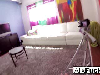 Big Boobs von Studio Private The Alix Lynx Alix Lynx nutten alix wird gefickt und gefilmt von einem versauten Kunden