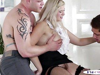 Ehefrau teilt Ehemann Bisexuell