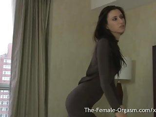 Female Masturbation von Studio New Sensations The Female Orgasm Neuling coed erste echte weibliche Masturbation zum Orgasmus schießen