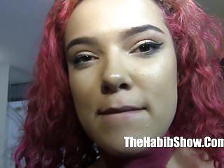 The Habib Show zum ersten Mal Lucy Belle teen auf cam gefickt bbc