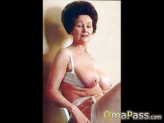 omapass Sammlung von kleinen nackten Oma Bilder