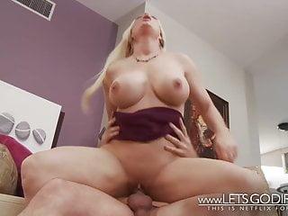 In The Butt von Studio Naughty America Lets go dirty Diamond Foxxx aufgeregt für anal milf bekommt creampie in den Hintern