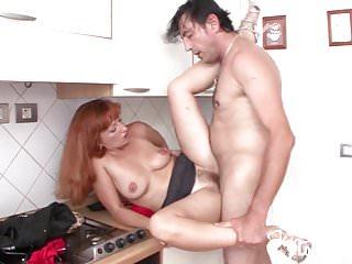 Love Home Porn Fingern eine heiße Mama vor hng sex