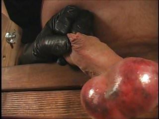 Mistress T femdom herrinnen cbt dicklet slave in humbler