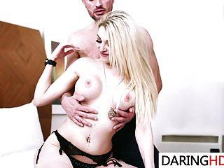 Daring Sex geile blondine Tamara Grace bekommt es
