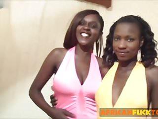 Girls von Studio Fleshlight African Fuck Tour afrikanische Mädchen gefällt ihrem Nachbarn