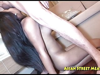 Asian Street Meat tief asiatische anal insee anal