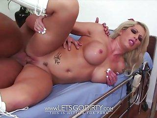Watch dirty Brooke Haven notgeile krankenschwester braucht sperma