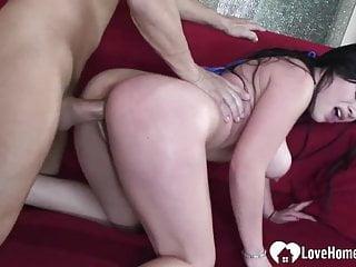 Hot Wife von Studio Blacked Love Home Porn Vanessa Veracruz heiße Frau liebt, wenn ihr Mann fickt sie