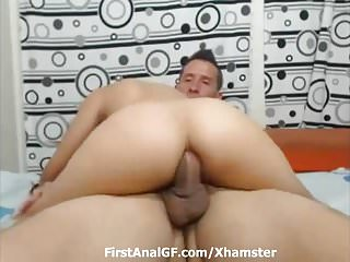 All Anal von Studio Fornic8 Films First Anal GF big ass bitch anal ride on all way on livecam