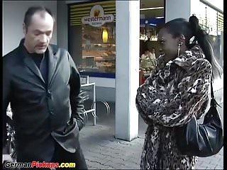 Babes German Pickups afrikanische babe von der Straße abgeholt