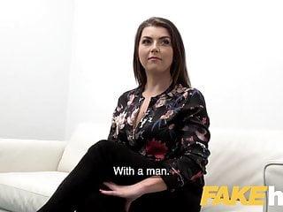 Sex With von Studio Viv Thomas Fake Hub Fake Agent hot langsamen sex mit heißen engen rasiert pussy