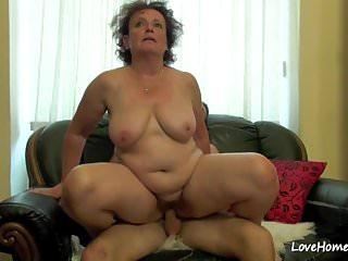 Old n Fat Love Home Porn Fett alter Muff ist immer noch ziemlich geil