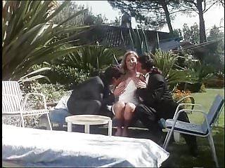 X Group Sex Moana Pozzi - Dreier in la dea dell'amore (1987)