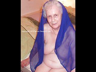 Nackt fotos oma alte Geile Oma