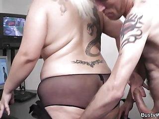 Office Sex von Studio Razor Films Busty Work vollbusige blonde frauen bei der Arbeit wird gefickt