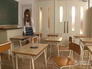 Schule Mädchen Essen Muschi