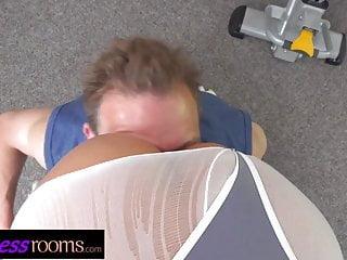 Fitness Rooms morgan rodriguez gerissen Strumpfhosen hart schnell fucki
