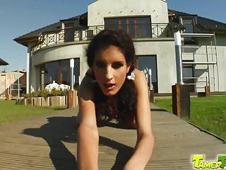 Tamed Teens Channel Leanna Sweet gezähmte teens lockly niedlich teen Mund gezähmt von ihren Schwänzen