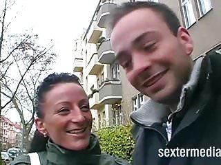 Sara Jay streetcasting - fickgeile aersche in deutschland