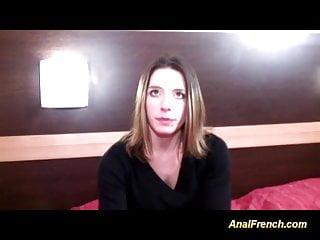 First Anal von Studio Tushy Anal French Channel Amelie Jolie Französisch teens erste anal casting