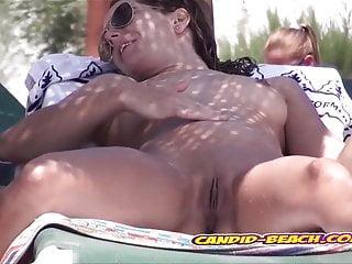 Candid Beach Channel weit verbreitete pussy nudist amateur damen strand voyeur spycam