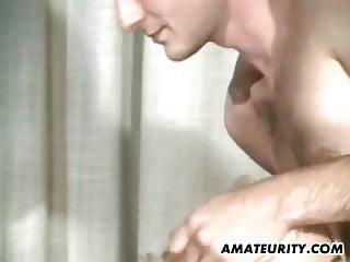 Amateurity amateur freundin anal dreier mit Gesichtsbehandlungen