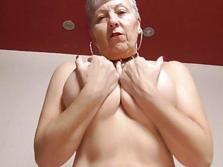 Big Boobs von Studio Private Mature NL Oma mit großen Titten und hungrige alte Cunt