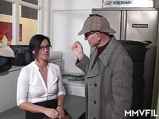 MMV Films Sina Velvet deutsche anal betrügen Sekretärin