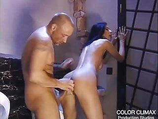 Mature Anal von Studio Tushy Color Climax die perfekte Toilette Sex!