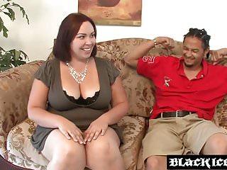 Big Tits von Studio Foxy Media Black Ice Pass dick crng bbw Mariah Cherry saugen und reiten bbc