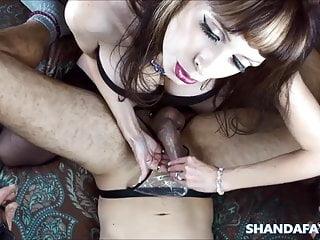 Shanda Fay shandas Pegging Prostata-Prüfung!